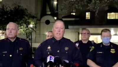 Gunman who ambushed 3 Texas deputies, killing 1, remains on the run: Police