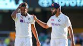 Net return: Natarajan takes 2 on debut to trouble Australia