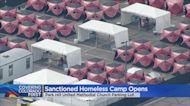 Sanctioned Homeless Camp Begins Operations In Denver's Park Hill Neighborhood