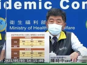 諾富特外包商水電工染疫 本土群聚累計26人確診