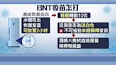 BNT接種前15複雜步驟曝光 出錯可能性大-台視新聞網