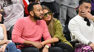 Chrissy Teigen says family is 'quiet but okay' following baby loss