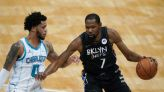 Kevin Durant out for Nets' second straight game with Cavs