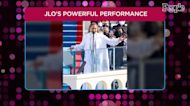 Jennifer Lopez Performs Powerful Patriotic Medley as She Speaks Spanish at Biden Inauguration