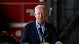 Biden Met Moderate U.S. Senate Democrats to Discuss $3.5 Trln Spending Bill