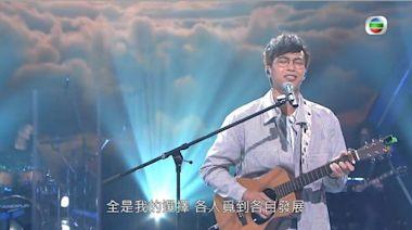 【勁歌金曲】吳業坤被嘲「太早上神檯」:我都迷失咗好耐!