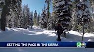 Nevada County resort specializes in cross country skiing