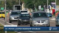 PSTA: Downtown Looper ridership has doubled in one year