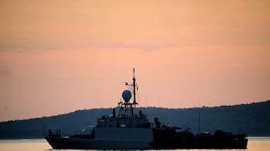 印尼潛艇沉沒 疑被一股不可見力拽入深水