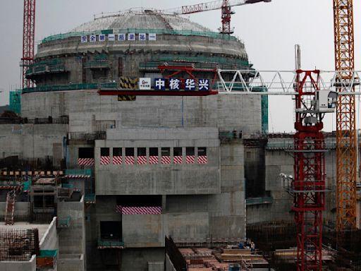 燃料棒一個多月前傳破損!陸台山核電廠突宣布「停機維修找原因」