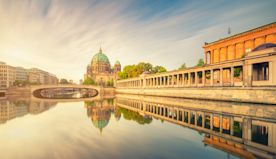 How to have a holiday in Berlin without leaving home