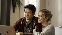 'All My Life' star Jessica Rothe inspired by true story of couple who moved up wedding after groom's cancer diagnosis