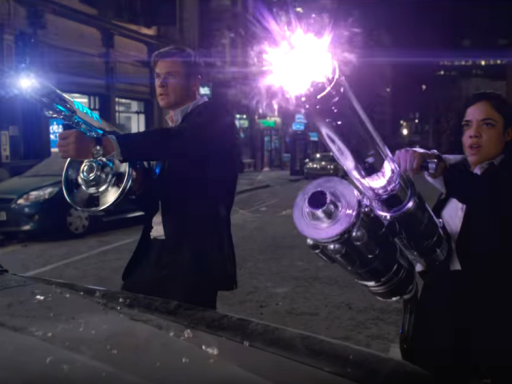 Box Office: 'Men in Black: International' and 'Shaft' Belly Flop