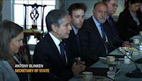Blinken hosts King Abdullah II at State Department