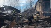 Explosion at Russian gunpowder workshop kills 17 -- report
