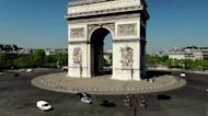 Why Paris is the only EU capital to ban drones