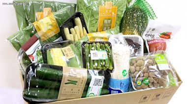 8大通路開賣蔬菜箱 全家最多樣萊爾富尚俗