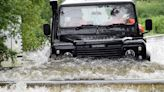 Flood warnings as 3 inches of rain and thunderstorms sweep Britain