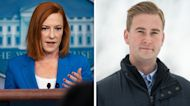 Watch some of the most memorable clashes between Jen Psaki and Peter Doocy