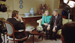 'Not Sittin' Here as Some Little Woman:' Looking Back at Hillary and Bill Clinton's 60 Minutes Interview