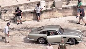 New Bond film gives ancient Italian town £10m boost
