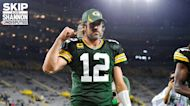 """""""Aaron Rodgers did exactly what we expected"""" — Shannon Sharpe on Packers win over Lions I UNDISPUTED"""