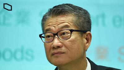 陳茂波:建鐵路連接前海值得研究 不認同對香港構成威脅 | 立場報道 | 立場新聞