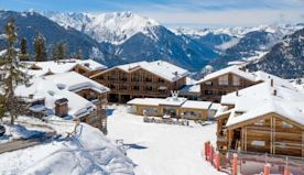 13 of our favorite ski-friendly resort hotels you can book on points