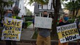 Protests held at Brett Kavanaugh's home over Texas abortion bill decision