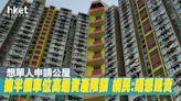 半個車位業主 想單人申請公屋 但又唔想嘥錢轉名 - 香港經濟日報 - 地產站 - 地產新聞 - 人物/專題
