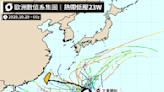 準「閃電」颱風各國路徑預測像天女散花 颱風論壇預估撲台時間點