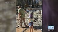 Military Family Learns They're Uninsured After Fire Destroys Home