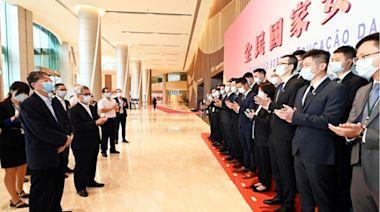 國安展圓滿結束_逾四萬二人參觀 – Today Macao 現代澳門日報