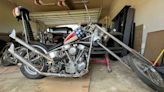 Motorcycle Monday: 1952 Harley-Davidson Captain America Crash Bike