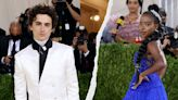 Amanda Gorman's Clutch, Timmy's Converses, & More Standout Looks From The 2021 Met Gala