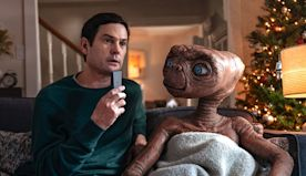 'E.T.' Sequel: Watch 'Holiday Reunion' with Henry Thomas as Elliott All Grown Up on Xfinity
