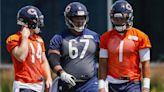 Sam Mustipher — trained by Olin Kreutz and fueled by Lou Malnati's — hopes added strength and experience will lead to more success as the Chicago Bears center