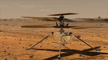 火星直升機機智號成功飛行,科技新報專訪高通該計畫幕後推手