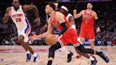 NBA》拉文飆34分帶出最強先發五虎 公牛首戰力拔活塞