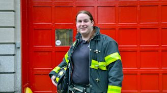 NYC's First Transgender Firefighter Appointed Grand Marshal Of Pride March