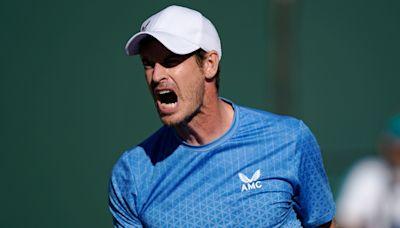 Andy Murray topples world number 10 Hubert Hurkacz in gruelling Vienna clash