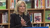 First Lady Jill Biden makes stop in Wisconsin, visits Milwaukee elementary school