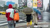 今天霜降!「東北風+華南水氣」全台陰涼 週一水氣減少