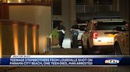 Teenage stepbrothers from Louisville fatally shot by man in Panama City Beach