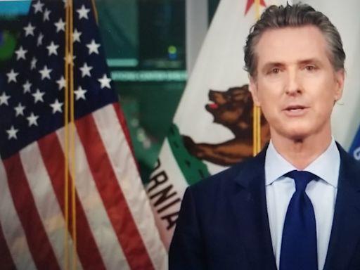 California Coronavirus Update: Governor Gavin Newsom Fails To Address State's Massive Surge In New Infections At Friday ...