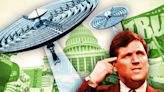 Why Tucker Carlson loves UFOs: Jason Colavito on the hidden links between conspiracy theories
