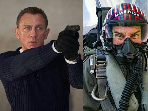 James Bond Gives Up on April Release. Is 'Top Gun: Maverick' Next?