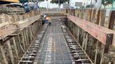 水利局長范世億:獲前瞻補助 雨水下水道工程啟動