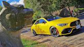 367萬元四門中型性能轎跑,AMG要如何讓消費者買單?Mercedes-AMG CLA45 S 4Matic+