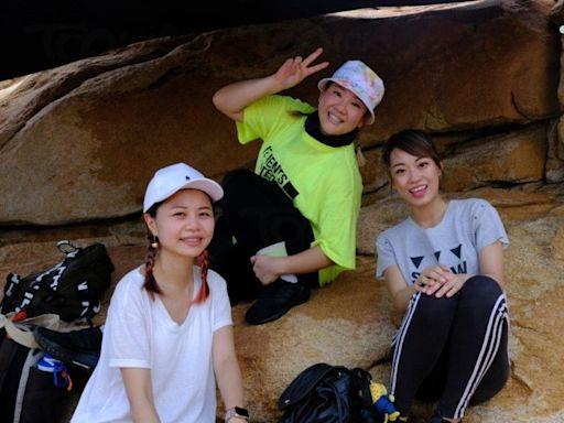 鄭欣宜慶祝頻道破10萬用戶 「找數」行善兼挑戰攀石飛索 - 香港經濟日報 - TOPick - 娛樂